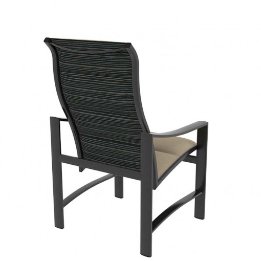 Kenzo Padded Sling Collection by Peter Homestead | Tropitone available for order at Fishbecks Patio Furniture - Pasadena Store | www.fishbecks.com