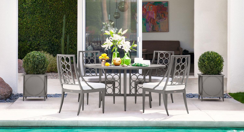 Brown Jordan Fishbecks Patio Furniture Store Pasadena - Jordan outdoor furniture