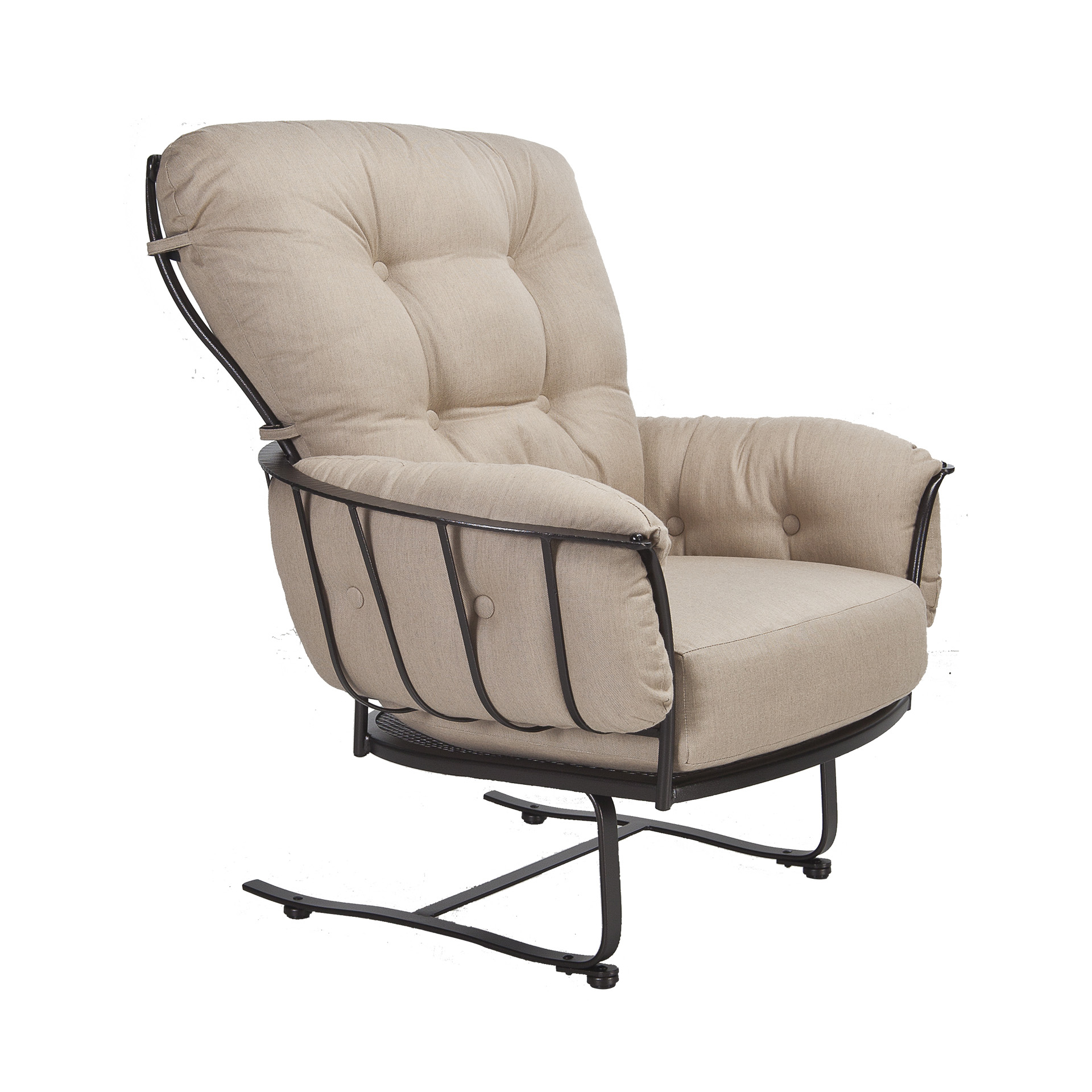 Spring Base Lounge Chair Fishbecks Patio Furniture Store