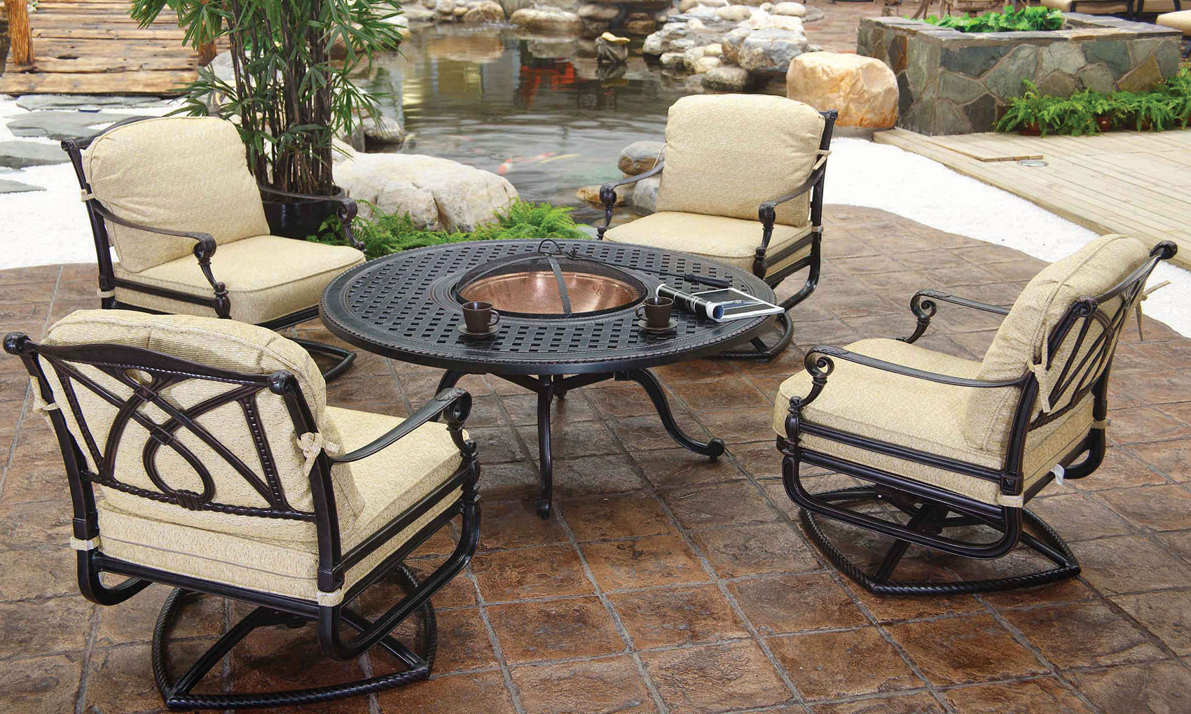 Fishbecks Outdoor Patio Furniture