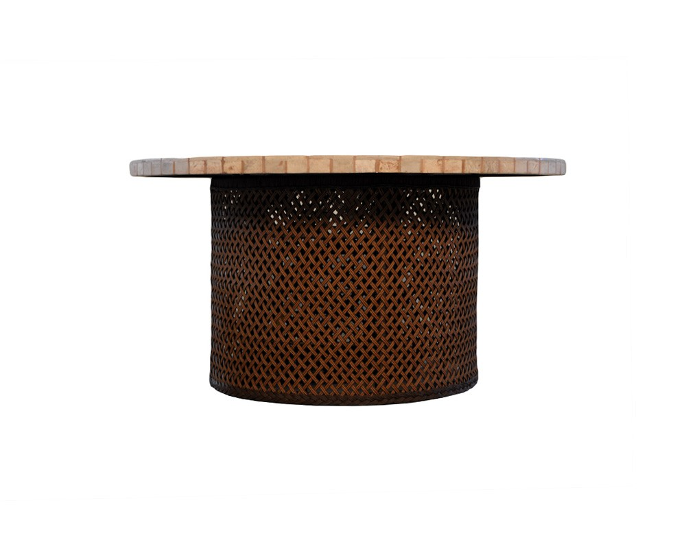 Round-Fire-Table-71099-Grand-Traverse-Lloyd-Flanders