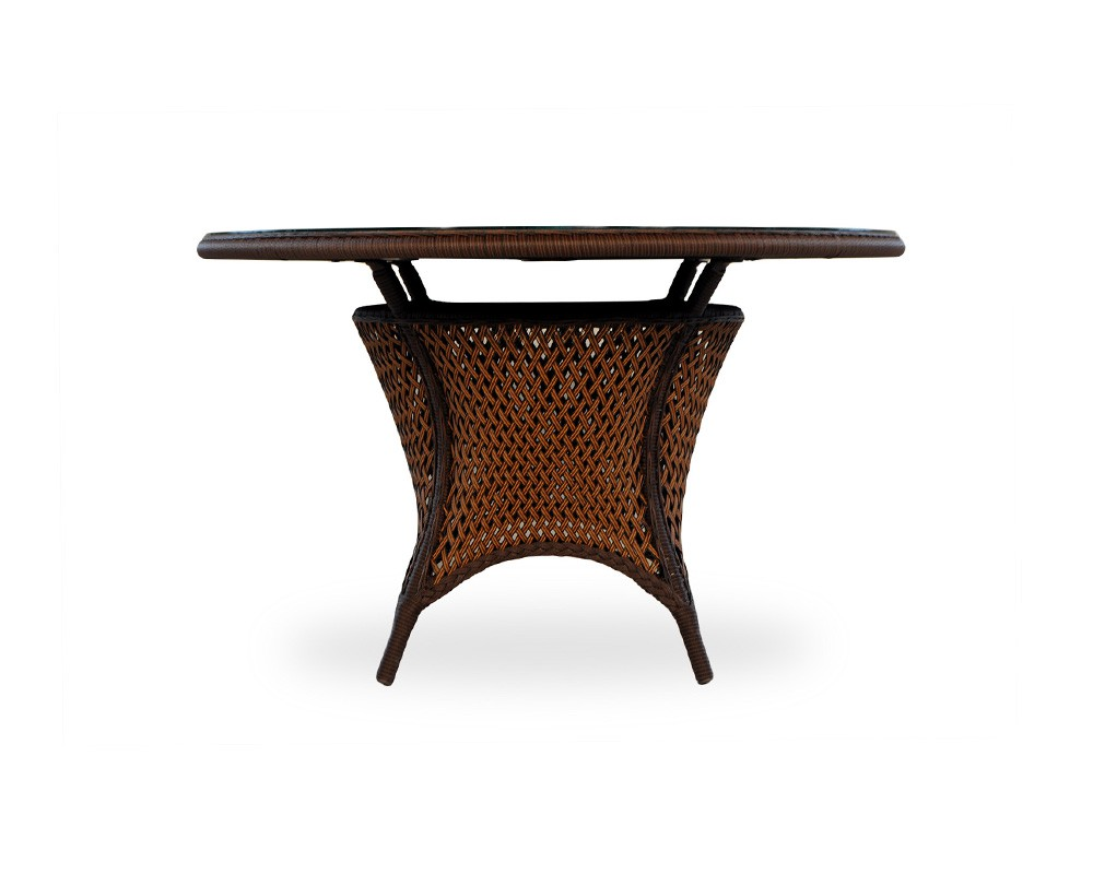 Round-Umbrella-Table-71048-Grand-Traverse-Lloyd-Flanders